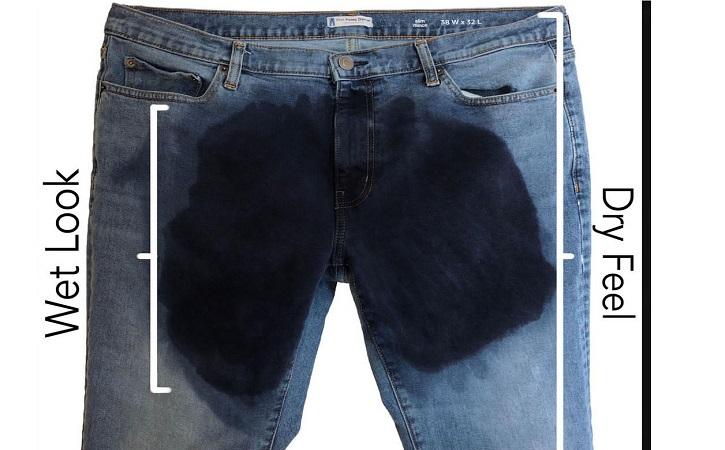 Celana Jeans Efek Basah Seperti Mengompol Ini Dijual Rp1 Juta, Tertarik Beli?