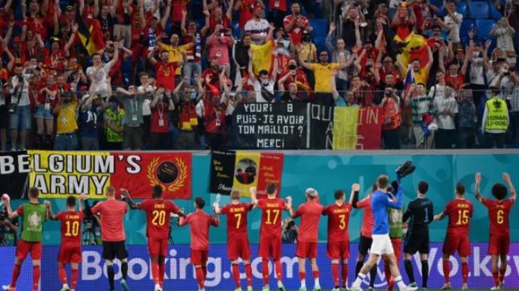 Klasemen Akhir Grup B Euro 2020: Belgia Sempurna, Denmark Ajaib