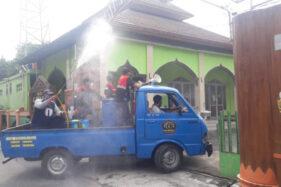 Waduh! Hampir 100 Orang Positif Covid-19 Dari Klaster Masjid Di Paulan Karanganyar