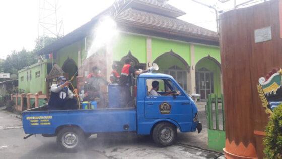1 Pasien Covid-19 Klaster Masjid Paulan Karanganyar Meninggal