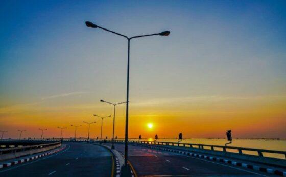 Lampu Penerangan 8 Ruas Jalan Sukoharjo Dipadamkan, Catat Lokasinya
