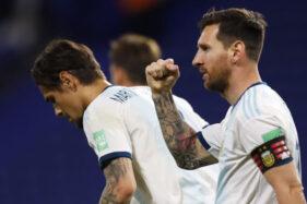 Covid-19 Teror Tuan Rumah Brasil, Argentina Tetap Berlaga di Copa America