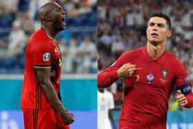 Prediksi Belgia Vs Portugal: Tak Sekadar Adu Tajam Lukaku dan Ronaldo