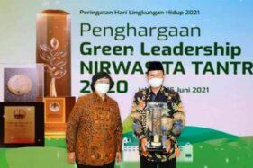 Selamat! Wali Kota Madiun Terima Penghargaan Nirwasita Tantra dari Kementerian LH dan Kehutanan