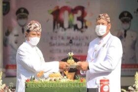 Selamat Ulang Tahun Ke-103 Kota Madiun! Masih Pandemi, Perayaan Dilakukan Sederhana