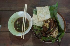 Endul! Ada Mie Ayam Bakar Bumbu Rempah di Solo Baru Sukoharjo