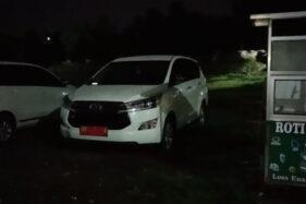 Pascaperusakan Makam Mojo, Mobil Dinas Wali Kota Solo Gibran Diinapkan di Lapangan Kenteng