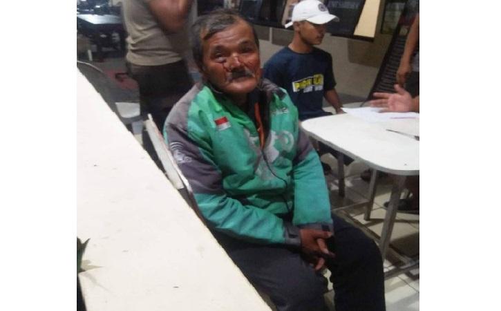 Driver Ojol Korban Begal di Sukoharjo akan Gunakan Uang Donasi untuk Rehab Rumah