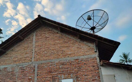 Mayoritas Warga Wonogiri Sulit Tangkap Sinyal TV Secara Normal, Ini Tanggapan Diskominfo