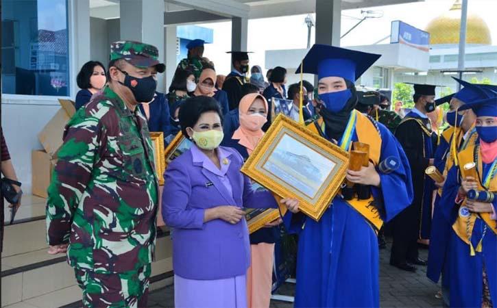 116 Lulusan Pertama SMA Pradita Dirgantara Lolos SBMPTN 2021