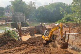 Proyek Jembatan Nambangan Rp12,9 Miliar Molor, Begini Respons Bupati Wonogiri