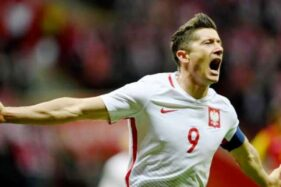 Spanyol 1-1 Polandia: Gol Lewandowksi Selamatkan Polandia dari Kekalahan