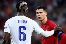 Hasil dan Klasemen Grup F Euro 2020: Portugal 2-2 Prancis, Jerman 2-2 Hungaria