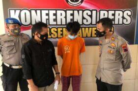 Ditangkap di Solo, Pemuda Colomadu Nekat Edarkan Sabu-Sabu Gegara Dipecat dari Kerjaan