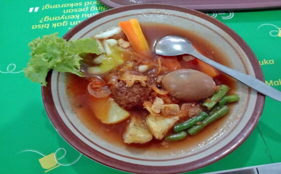 Lezatnya Selat Solo, Kuliner Steak Eropa Ala Jawa