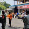 Usir Covid-19, BPBD Karanganyar Gandeng Satgas 17 Kecamatan Semprot Disinfektan