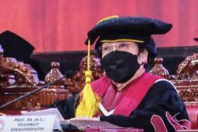 Lagi, Megawati Singgung Presiden Jokowi soal Kementerian