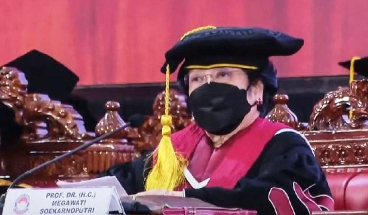 Megawati Soekarnoputri (CNN Indonesia/Ramadhan Rizki)