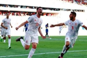 Hasil dan Klasemen Grup E Euro 2020: Swedia 3-2 Polandia, Slovakia 0-5 Spanyol