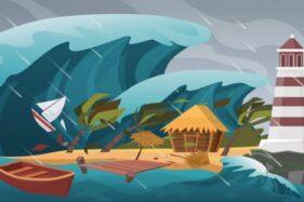Daftar 25 Wilayah Rawan Tsunami di Pulau Jawa, 4 di Jateng Termasuk Wonogiri