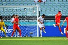 Wales 1-1 Swiss: Hasil Seri Pertama Euro 2020