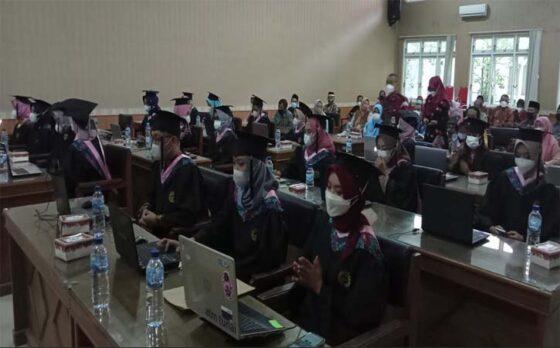 Mantap, 20 Mahasiswa Boyolali Kuliah di Nanjing Xiaozhuang University Tiongkok Diwisuda