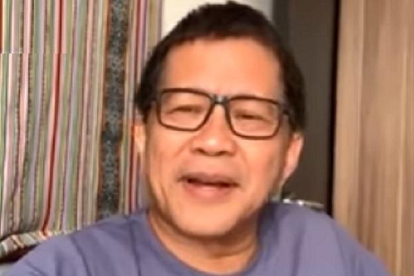 Rocky Gerung Kritik Video Jokowi Kehabisan Obat di Apotik