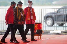Presiden Percayakan Pemberlakuan PPKM Darurat ke Airlangga Hartarto