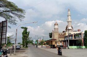 Tangen Tumbuh Jadi Kota Utama Ketiga di Kabupaten Sragen