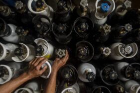 Sudah Dapat Bantuan, Pasokan Oksigen Ke RS Kota Solo Tetap Kurang