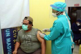 Vaksinasi Gratis KAI Tersedia di 13 Stasiun
