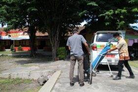 Klaten Tambah 2 Tempat Isolasi Terpusat Pasien Covid-19, Salah Satunya GOR Gelarsena