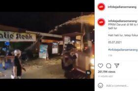 Tegakkan Aturan PPKM Darurat, Satpol PP Kota Semarang Janji Lebih Humanis