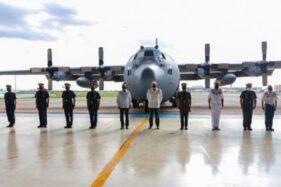 Hercules C-130 Jatuh di Filipina, 50 Personel Militer Tewas