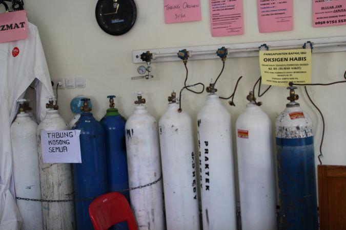 Warga Klaten Ini Sudah 3 Hari Pontang-Panting Cari Oksigen, Hasilnya Zonk!