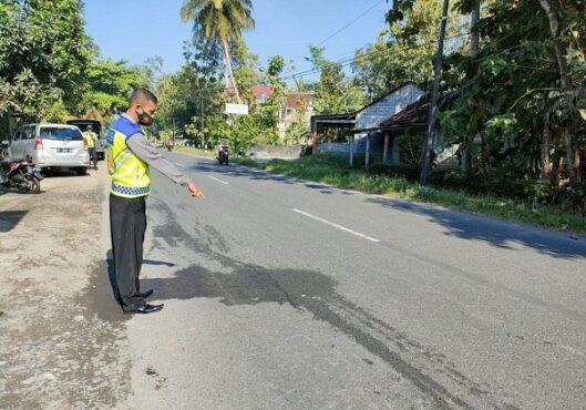 Dihajar Mobil, Pengendara Motor di Kulonprogo Cedera Kepala