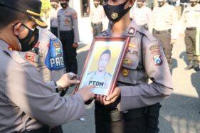 Sering Membolos, Anggota Polisi Ponorogo Diberhentikan Tak Hormat