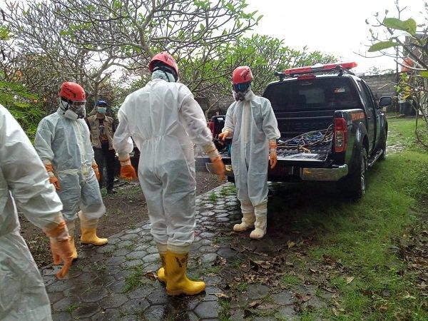Rekor Lagi, Angka Kematian Covid-19 di Indonesia Tembus 1.449 Orang