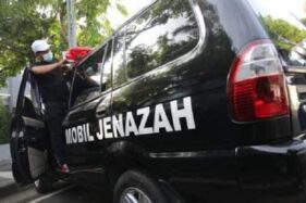Mobil Dinas Pemkot Surabaya Kini Dijadikan Mobil Jenazah