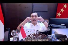 Begini Pengakuan Luhut soal Target Angka Kematian Covid-19 Jokowi