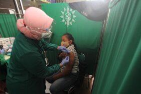 Sebagian Peserta Vaksinasi Bukan Warga Solo, Pemkot Targetkan 10.000 Orang Lagi
