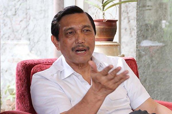 Ibas Sebut Indonesia Bisa Jadi Negara Gagal Karena Covid-19, Luhut: Apa Sih yang Sudah Ia Kerjain?