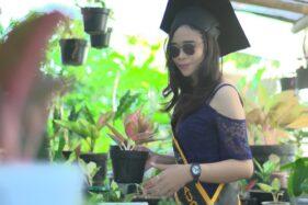 Meneruskan Usaha Orang Tua, Kini Acasha Nursery Merambah Luar Jawa