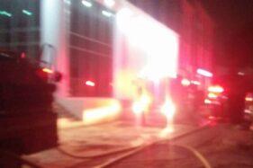 Kebakaran Landa Kantor BPOM di Jakarta Pusat