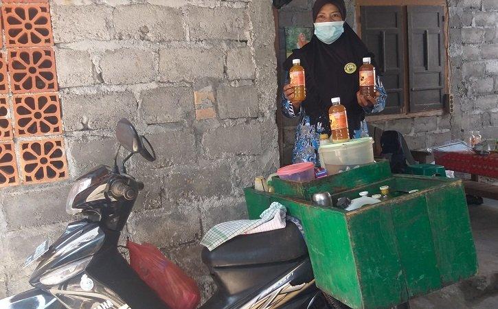 Jamu Gendong AntiCovid-19 Asal Wedi Klaten Laris Manis di Pasaran