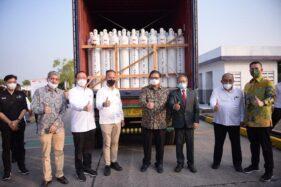 India Gantian Kirim Bantuan Oksigen, Indonesia Tuai Buah Kebaikan