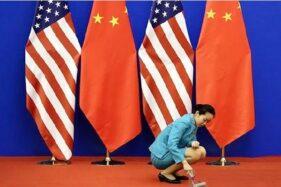 China Tolak AS Kecam Setiap Kebijakan, Perundingan Macet...