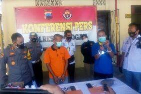 Berdalih Untuk Stamina, Pengguna Sabu-Sabu Di Grobogan Dikukut Polisi