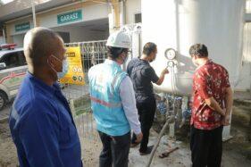Baru Terpenuhi 41,9% Kebutuhan Oksigen Rumah Sakit di Jateng