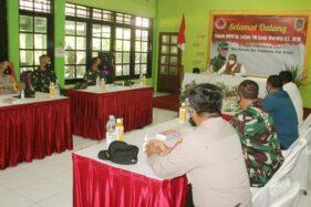Mantap! Desa Kemudo Klaten Gandeng Klinik dan Siapkan 16 Tracer Untuk Percepat Penanganan Covid-19